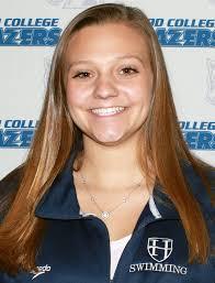 Mandy Smith - 2019-20 - Women's Swimming - Hood College