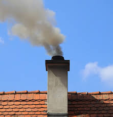 reduce chimney fireplace pollution