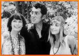 Coolness Is Timeless: Dean Martin With Sharon Tate & Mia Farrow