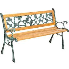 seater garden outdoor park patio bench