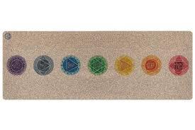 the best non slip cork yoga mat