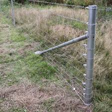 Triple X Stock Fence End Strainer