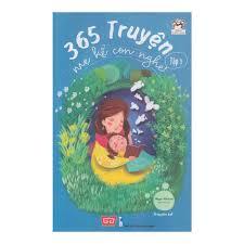 Sách 365 Truyện Mẹ Kể Con Nghe - Tập 1 | nhanvan.vn – Siêu Thị Sách Nhân Văn