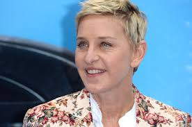 ellen degeneres is not time