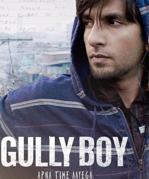 """Best Bollywood movies 'gully boy"""""""