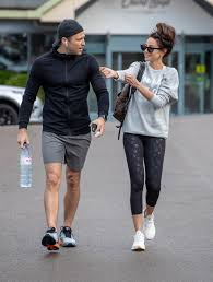 MICHELLE KEEGAN Arrives at a Gym in ...