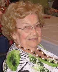 Alma Johnson Halstead, 100, enjoyed visiting Ocean View Beach with ...