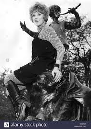 Wendy Craig Actress Roles Peter Pan Visits the Peter Pan statue in Stock  Photo - Alamy