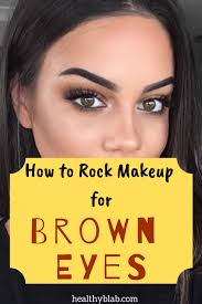 how to make eye makeup stand out