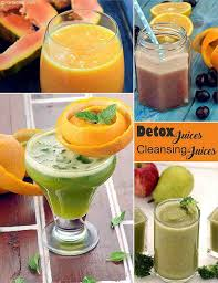 9 detox juices to cleanse you