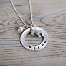 personalized horse necklace with custom