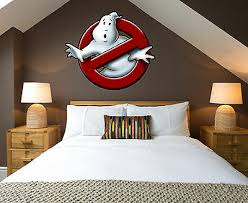 Ghostbusters Movie Window 3d Decal Graphic Wall Sticker Art Mural H552