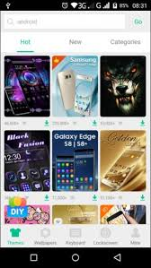 cm launcher 3d themes wallpapers