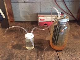 making a hydrogen generator hho gas