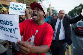 Eric Garner was killed by more than just a chokehold   MSNBC