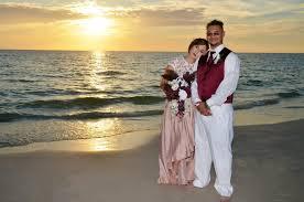 east coast florida beach wedding