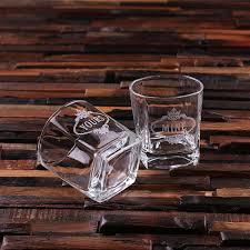 personalized whiskey scotch glass