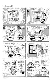 Truyện tranh Doremon - Tập 4 - Chương 7: Máy thay đổi dung nhan