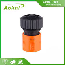 garden hose fittings plastic