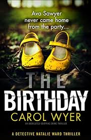 the birthday detective natalie ward by carol wyer