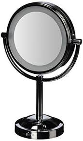 conair double sided lighted mirror