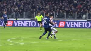Il gol di Dybala - Juventus - Inter - 3 - 0 - Semifinale - TIM Cup ...