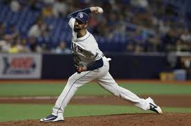 Rays' Chaz Roe has rediscovered competitive fire, lethal slider in ...