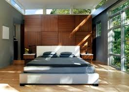 let the wood wall paneling in naturally