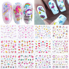 Tickers Decals Nail Decals Cute Cartoon Letters Sliders Nails Art Water Transfer Stickers Manicure Decorations Foils Tattoo Trbn1 Vinyl Wall Art Nail Decals From Hao Tattoos 3 51 Dhgate Com