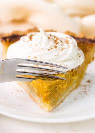 gluten free pumpkin pie plant based