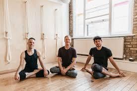 vinyasa yoga teacher