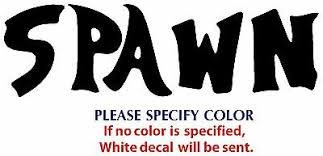 Spawn Game Tv Movie Funny Jdm Vinyl Sticker Decal Car Window Bumper Wall 8 Ebay