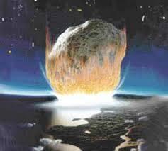 El meteorito que provocó la extinción de los dinosaurios creó un ...