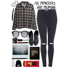 aesthetic clothes grunge outfits