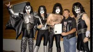 early photos of kiss without makeup