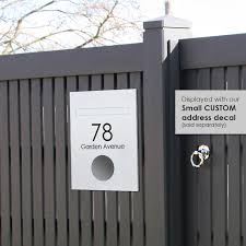 743 Monza Picket Fence Letterbox Milkcan Outdoor Products