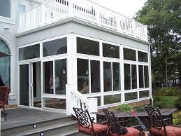 vinyl patio enclosures screened in