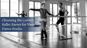 ballet barres for your studio