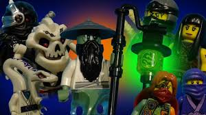 LEGO NINJAGO THE MOVIE - RISE OF THE VILLAINS PART 3 - THE EMPEROR ...