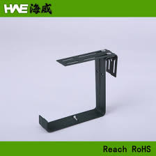 Flower Box Bracket For Mounting On Balconies Windowsills Or Fences China Window Box Brackets And Outdoor Railing Hooks Price Made In China Com