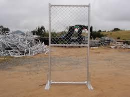 Impasse Temporary Panel Gate 6ft X 4ft Fences 4 Less S Sitelink 7 Beta Store
