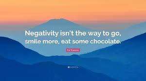 ed sheeran e negativity isn t