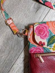 Sallie Tomato Faux Leather Tour – By Hilary Jordan in 2020 | Faux leather,  Leather, Purses