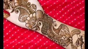 bridal simple eid mehndi design