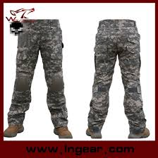 china outdoor sports pant tactical army