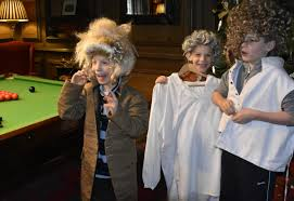 Children take a step back in time to Avebury Manor | The Wiltshire Gazette  and Herald