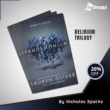 Pandemonium Dare To Resist Delirium Trilogy Book 2 In 2020 University Bookshop Books Trilogy