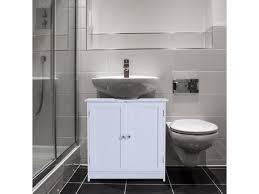 pedestal sink bathroom vanity cabinet