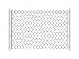 Chain Link Fence Realistic Metal Mesh Fences Wire Grid Construction Steel Security And Safety Wall Industrial Border Metallic Texture Vector Pattern Premium Vector In Adobe Illustrator Ai Ai Format