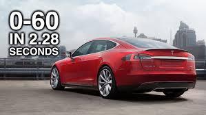 Tesla Model S P100D takes ...